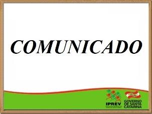 COMUNICADO SITE