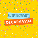 Expediente no Carnaval!