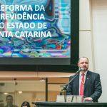 ALESC realiza audiência pública da reforma da Previdência