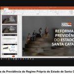 Presidente do Iprev fala sobre a Reforma da Previdência em live do Corecon